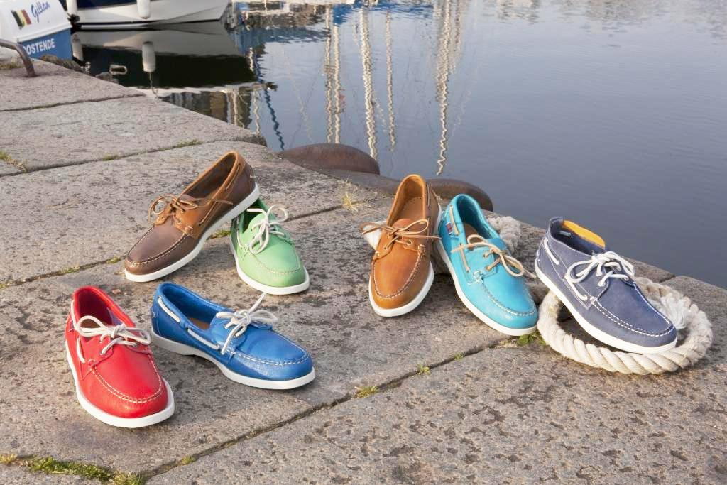 2ème dble BOAT-SHOES